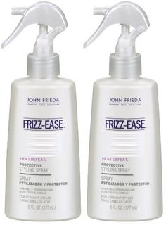 John Frieda Frizz-Ease Heat Defeat Heat Protection Spray, 6 oz, 2 pk >>> This is an Amazon Affiliate link. You can find more details by visiting the image link.