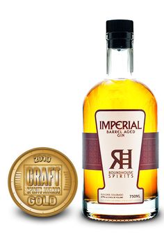 2013 International Craft Spirits Awards Competition | Imperial Barrel Aged Gin