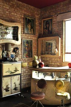 Fawn Galli Interior Design Brice Gaillard Stylist Designers