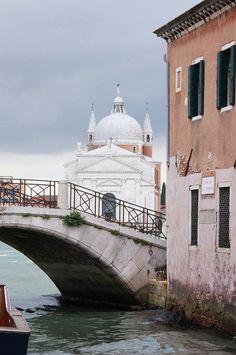 Venice - Rio della Fornace and SS Redentore