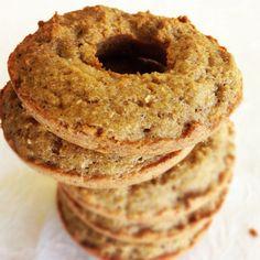 Cinnamon Crumble Coconut Flour Donuts (Paleo, Grain free, Primal)