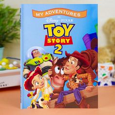 Personalised Disney Toy Story 2 Book Woody is kidnapped and your child joins Buzz and Rex. Personalisation 1st Name (13 characters), 2nd Name (18 characters), Gender, DOB, Address line 1 (22 characters), Town (30 characters), 1st friends http://www.MightGet.com/january-2017-13/personalised-disney-toy-story-2-book.asp