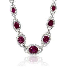 Diamond and Ruby 18k White Gold Necklace Firenze Jewels,http://www.amazon.com/dp/B00415HR0G/ref=cm_sw_r_pi_dp_2RIPsb0QGP7YTQKH $84780
