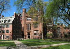"""Yale University. New Haven, Conn.    From a purely architectural standpoint, """"Yale University has more show-stoppers than all the campuses on the list,"""" says architect Shivers, even if the mix is less cohesive than others in the League, like Princeton and Harvard."""