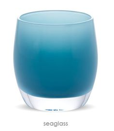 seaglass | glassybaby $44 + forever free shipping