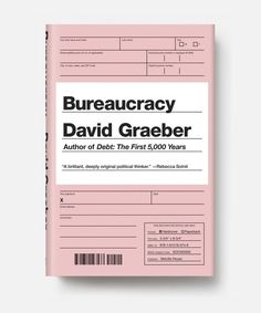 I never tire of looking at form design. Bureaucracy David Graeber Book Cover Des… Sponsored Sponsored I never tire of looking at form design. Form Design, Gfx Design, Print Design, Graphic Design Books, Graphic Design Typography, Graphic Design Inspiration, Creative Inspiration, Editorial Design, Editorial Layout