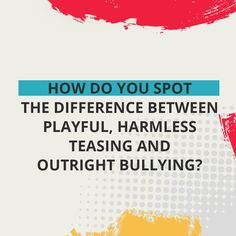 Too many people don't understand where playful teasing ends and hurtful bullying begins. Bantering is laughing with someone—not at them. Recognise the line between bullying and banter. Read our blog to know more! #bullyology #thebullyologist #jessicahickman #endbullyingnow #stopbullying #becomeupstanders