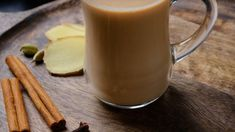Bring a little taste of India to the comfort of your own home with a cup of masala chai. The spicy, creamy drink is perfect for keeping you cozy and warm on even the coldest of days.