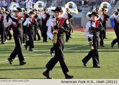 American Fork High School Marching Band 2011