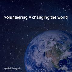 What is volunteering...?