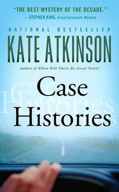 Kate Atkinson's entire series with Jackson Brodie as the detective is great. Suspense and wit all tied together.