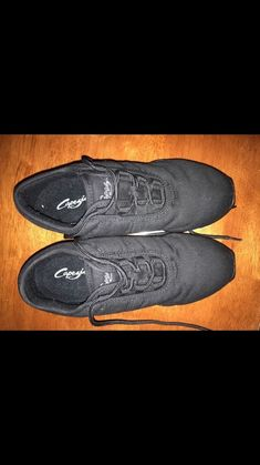 bad286ad Capezio Canvas Dansneaker - Women's Size 8 Black #fashion #clothing #shoes  #accessories #dancewear #danceshoes (ebay link)