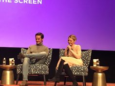 Jennifer Morrison and Colin O'Donoghue  at ATV Fest | ABC Presents 'Once Upon A Time' - 3rd February 2017