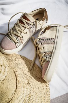 cea962b08bf Get ready for summer with these boho sneakers! Kindred Spirits ...