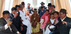 bolivian wedding etiquette