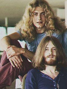 Robert Plant and John Paul Jones, Led Zeppelin