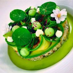 Jason Howard #plating #presentation