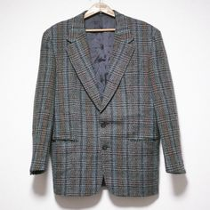 Valentino Wool Tailored Jacket Size S〜M