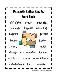 ... Pinterest | Martin Luther King, Nu'est Jr and Martin Luther King Day