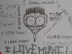I love Music !