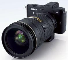 nikonv1 | Nikon V1 Compact System Camera Preview - Review