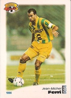 . Fc Nantes, Forever, Football, Trading Cards, Soccer, Belle Epoque, Youth, Childhood, Futbol