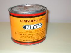Use Bowling Alley Wax to keep your floor cloths pliable and sealed