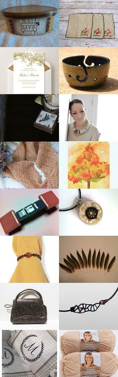 Fall by Kate Brooks on Etsy--Pinned with TreasuryPin.com
