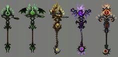 Guide Sceptre Sargeras, Arme prodigieuse - World of Warcraft - Démoniste