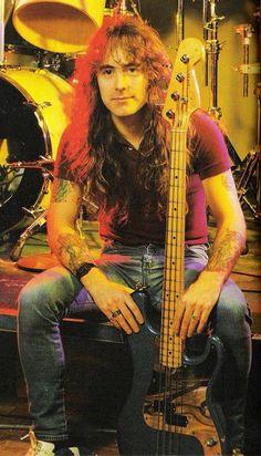 Iron Maiden / steve harris