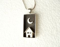 nightly home.... by BIZARREjewelry on Etsy, $100.00