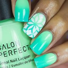 Check out this nail