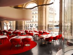 L'Opéra Restaurant, Palais Garnier, Paris