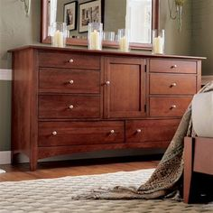 Kincaid Furniture 43 162 Gathering House Door Dresser