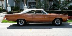 1968 Plymouth Roadrunner Maintenance/restoration of old/vintage vehicles: the material for new cogs/casters/gears/pads could be cast polyamide which I (Cast polyamide) can produce. My contact: tatjana.alic@windowslive.com