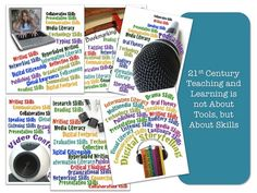 21st Century Teaching and Learning is NOT about the Tools, but About the Skills by langwitches, via Flickr