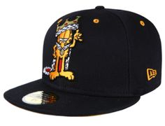 King 59Fifty Fitted Cap by GARFIELD x NEW ERA