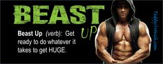 Come join me and Beast UP!!!!  http://teddycrouch.com