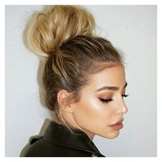 (507) Pin by Faith on Hair Inspo | Pinterest ❤ liked on Polyvore featuring accessories and hair accessories