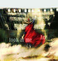 Look at me! Ace by Lord-Nadjib