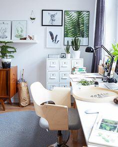 Zo creëer je een werkplek in de slaapkamer