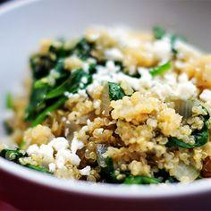 Recettes santé   Nutrisimple   Quinoa à la coriandre