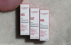 Clarins Lip Comfort Oil Shimmer Review