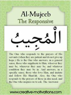 24. Al-Mujeeb