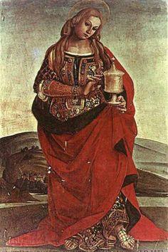 Maria Maddalena e il Sacro Graal