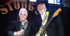 """Ray Benson, Dale Watson Talk New Duets Album, Love for Merle Haggard    'Dale & Ray' is a romp through classic-country by the pompadoured """"Ameripolitan"""" singer and the Asleep at the Wheel leader"""