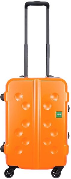 Lojel Carapace Small Carry-On Spinner Suitcase