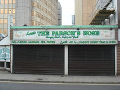 Image result for parsons nose chippy coventry
