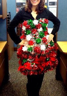 TACKY SWEATER PARTY!!