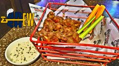 Underdoggs Sports Bar and Grill, Bangalore   Desi Spice Chicken Wings